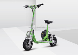 Uberscoot 2 wheel foldling evo kids gas dirt bikes with CE certificate hot on sale