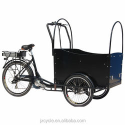 Europe popular 3 wheel tricycle for cargo