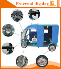 hot sale good price auto rickshaw