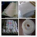transparente elástico de borracha de silicone folha