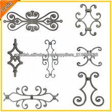 Nice looking aluminum ornamental castings