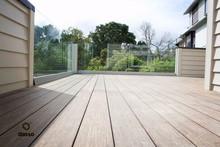 DassoXTR outdoor bamboo decking