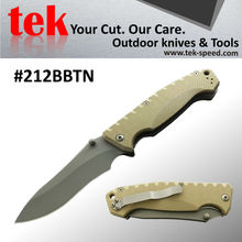 non stick military utility knife set from china