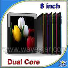 8'' Smart Pad, 4.1 Android Dual Core Tablet