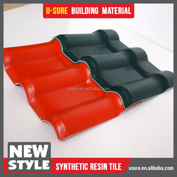 shingle clay roof tiles for canopy roof