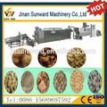 automática de alta qualidade de feijão de soja máquinas de processamento de carne de salsicha extrusora