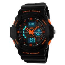 Digital & Analog Multifunctional Military Wristwatches