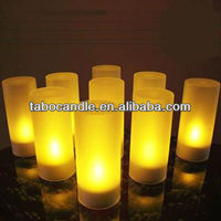 color changing tealights led candles/led tealights