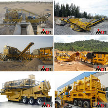 China most professional mobile crusher plant cote d'ivoire CE ISO