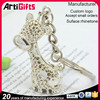 2015 Artigifts promotional custom metal key ring for sale