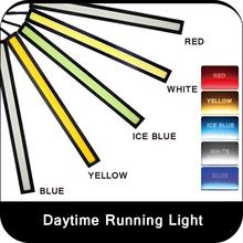 2015 new design High quality car cob led daylights daytime running light cob