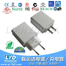 With CE,ROHS,FCC Certification Travel Usb Charger and Fast Mobile Adapter