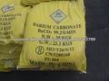 Carbonato de bario (polvo)