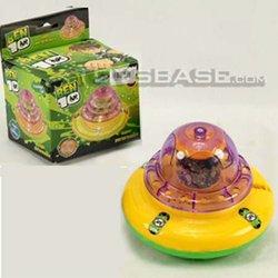 Ben 10 Spinning Top Toy