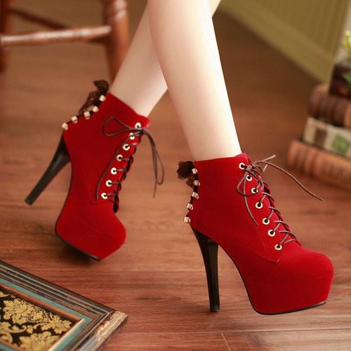 Женские ботинки VINLLE 2015 34/43 66688