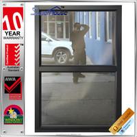 Heat insulation skyview roof window