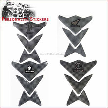 Hot selling tank fuel sticker Motorcycle 3d Sticker for yamaha YA-50C-H5540-00