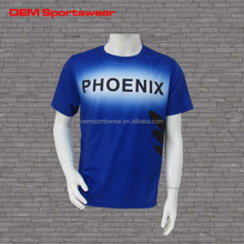 Mens dry fit custom t shirts printing wholesale