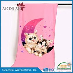 Most popular long lasting beach towel tote bag from manufacturer