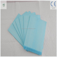 Medical Home- Daily-care Imported Absorbency Core Soft Fabric Absorbent Disposable Nursing Underpad OEM