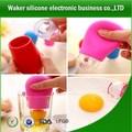 Yema de huevo dispositivo de succión/de silicona de huevo separador