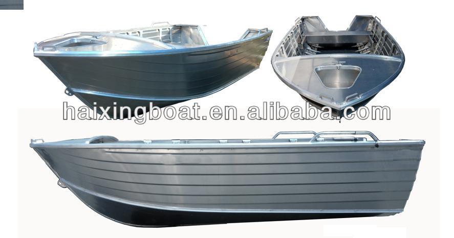 15ft aluminum boats bow rider fishing boat with yamaha for Yamaha fishing boats