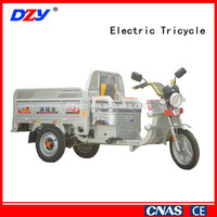 Popular model three wheels electric tricycle