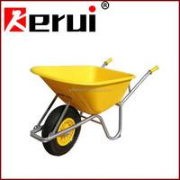 heavy work large plastic wheelbarrow iso 9001