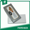 RECTANGLE CARDBOARD PAPER BOX FOR PACKING SWEET LOLLIPOP