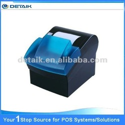 DTK-POS80220 80mm Thermal Receipt Printer with Auto Cutter and Power Supply and Cable; Restaurant Receipt Printer