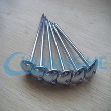 alibaba china 8g assembled roofing nail in linyi city