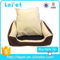 Soft pp Cotton pattern dog bed/covered dog bed/earthbound dog beds