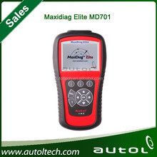 2015 Original Autel Maxidiag Elite MD701 With Data Stream Function for All System Update Internet