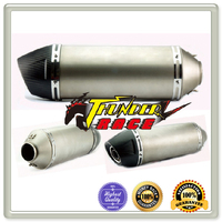 Motorcycle performance exhaust silencer manufacturers