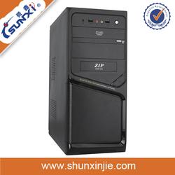 Steel Mini ITX Horizontal Case ITX with led Fan SX-C3088