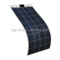 High Efficiency SUNPOWER 130W Flexible Solar Panels,130W Flexible Solar Panels/Modules with SUN POWER CELLS