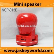 mini amplified speakers, factory