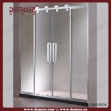 simple sliding shower room design comfort room