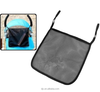 Baby Stroller Organizer Black Hanging Mesh Net Bag