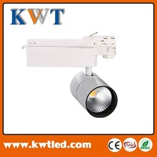 High CRI CITIZEN COB dimmable LED Track spotlight 35W led track light replace 70w mental halide tracklight for Clothing shop