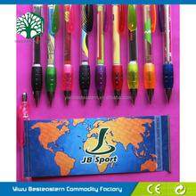 Ads Promotional Ball Pen, Cheap Custom Scroll Pen, Custom Pens With Scroll