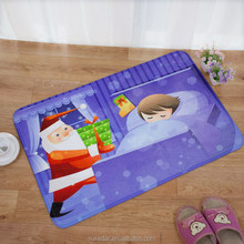 2015 Cheap fashion new style pretty suede products home door mat