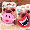 2015 high quality dog product manufature, funny dog chew mouth shape toy, pet toys for dog