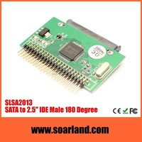 New arrival sata hdd to 44 pin ide adaptor