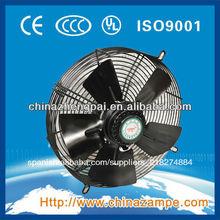 acondicionador de aire del ventilador de escape
