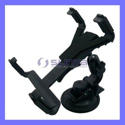 Universa Car Suction Cup Holder Mount With 360 Degree Rotation for Ipad 2 3