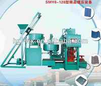 semi automatic roof tile forming machine