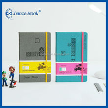 Cheap Decorative Pattern Corporate Design Hardcover Hardcover Notebook