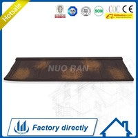 Nuoran spanish style decorative metal roof tile/insulated roof sheet price