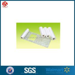 (SGS)Plastic Vest Bag On Roll,Tshirt Bag On Roll
